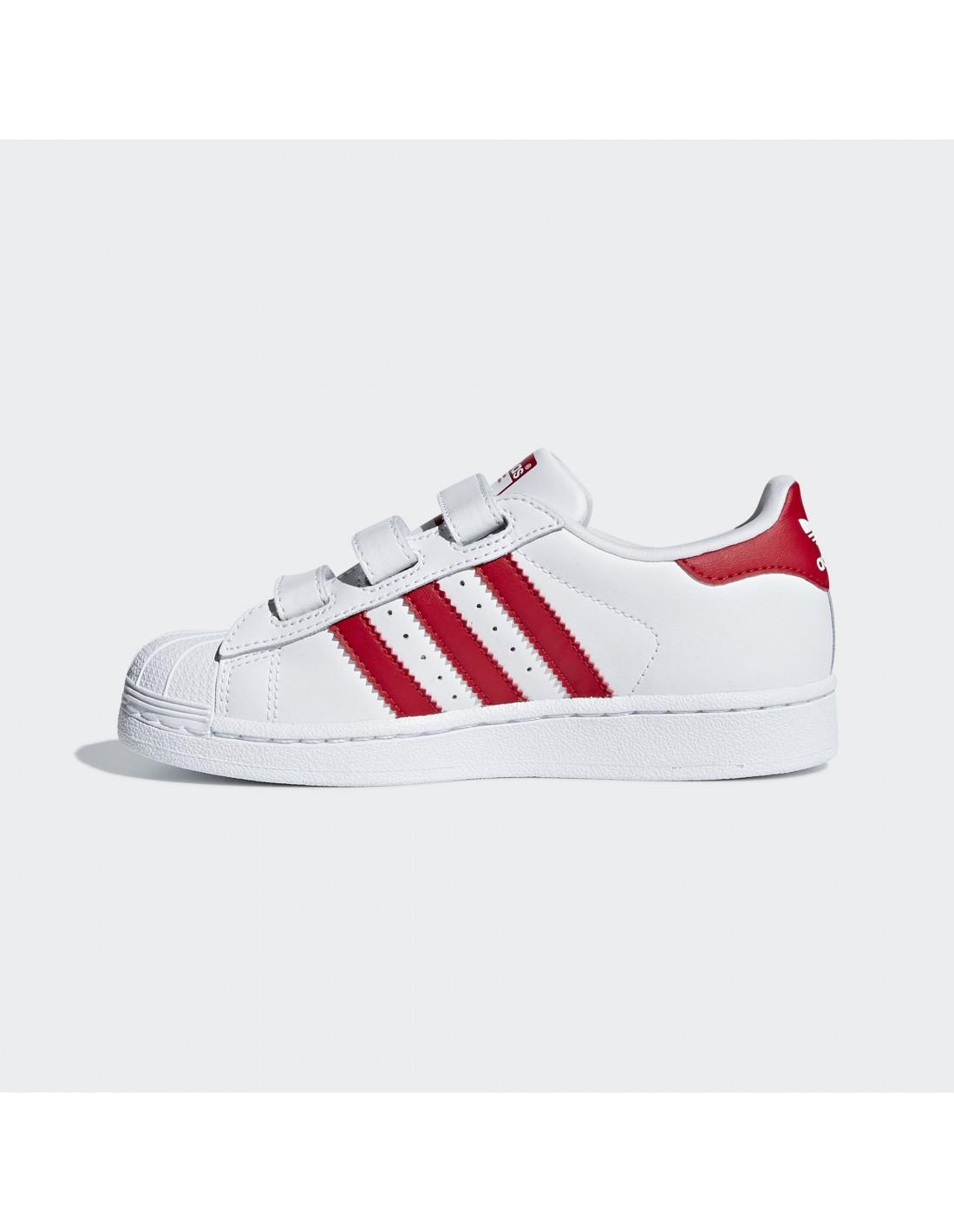 Superstar Adidas Zapatilla velcro